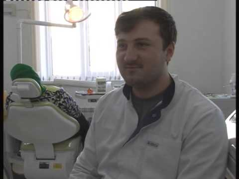 Стоматолог в третьем поколении из Хасавюрта