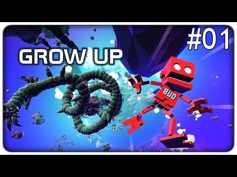 IL RITORNO DI BUD | Grow Up - ep. 01 [ITA]