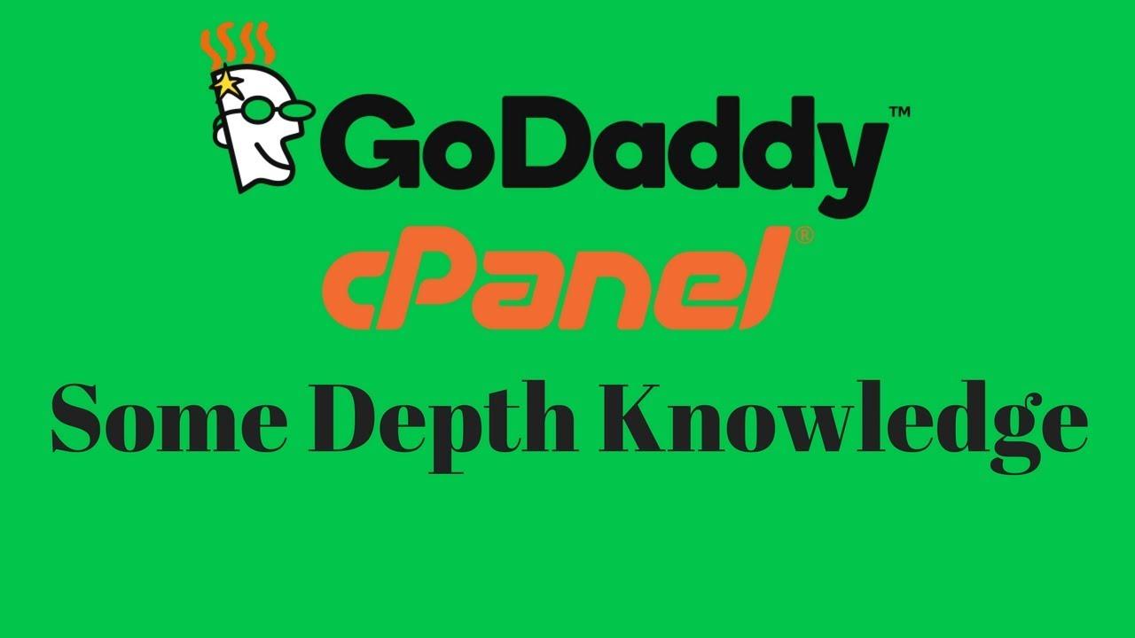 Godaddy Cpanel Death Knowledge in Hindi By Arun Maurya