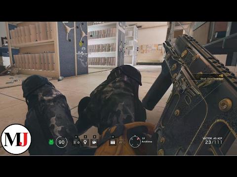 Tactical Mira Clutch - Rainbow Six Siege