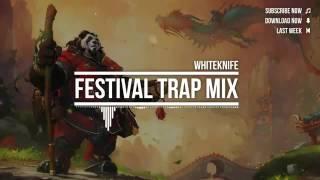 Trap Music Mix 2015 (By WHITEKNIFE)