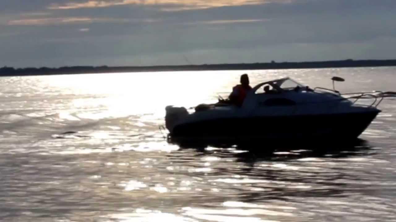 катер для рыбалки на ладоге