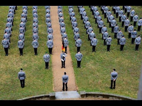 Kommandowechsel Offizierschule des Heeres Dresden