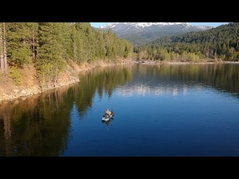 Salvaging A Day - Lake Hopping In Northern California