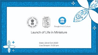 Launching #LifeInMiniature on Google Arts & Culture