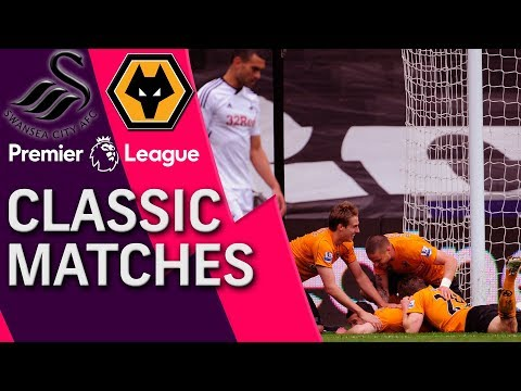 Swansea City V. Wolves | PREMIER LEAGUE CLASSIC MATCH | 4/28/12 | NBC Sports