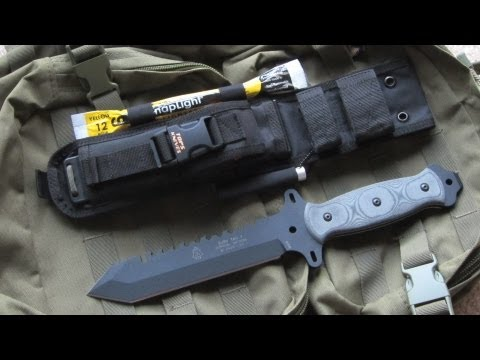 Tops Knives Surv-Tac 7