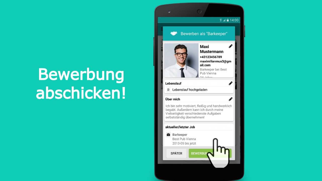 hokify - Die Job App - Einfach am Smartphone Jobs finden! - YouTube