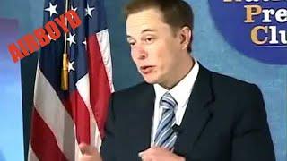 SpaceX Falcon Heavy Press Conference (2011)