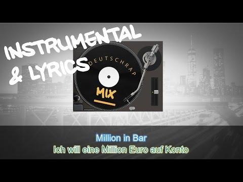 ENO - Million INSTRUMENTAL + LYRICS (KARAOKE BEAT REMAKE)