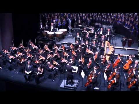 Mass of the Children - John Rutter (Texas Medical Center Orchestra, BCC & KIPP SHARP Singers)