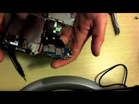 HTC Sensation Screen Repair
