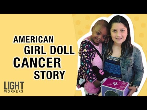 American Girl Doll Cancer Story