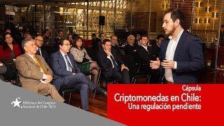 Experto realizó charla sobre criptomonedas en Chile en la Biblioteca del Congreso Nacional
