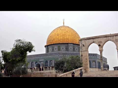 La mosquée Al Aqsa - le Dôme du Rocher