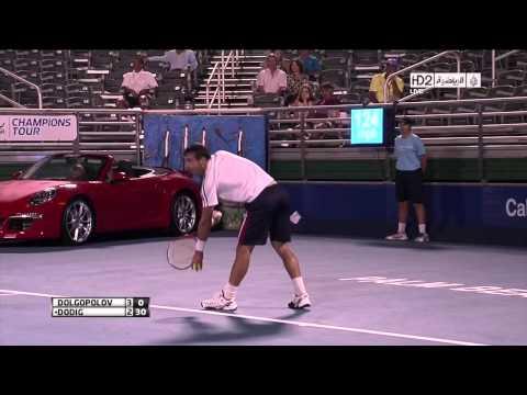 ATP 2013 Delray Beach R1 Dodig vs Dolgopolov 720p