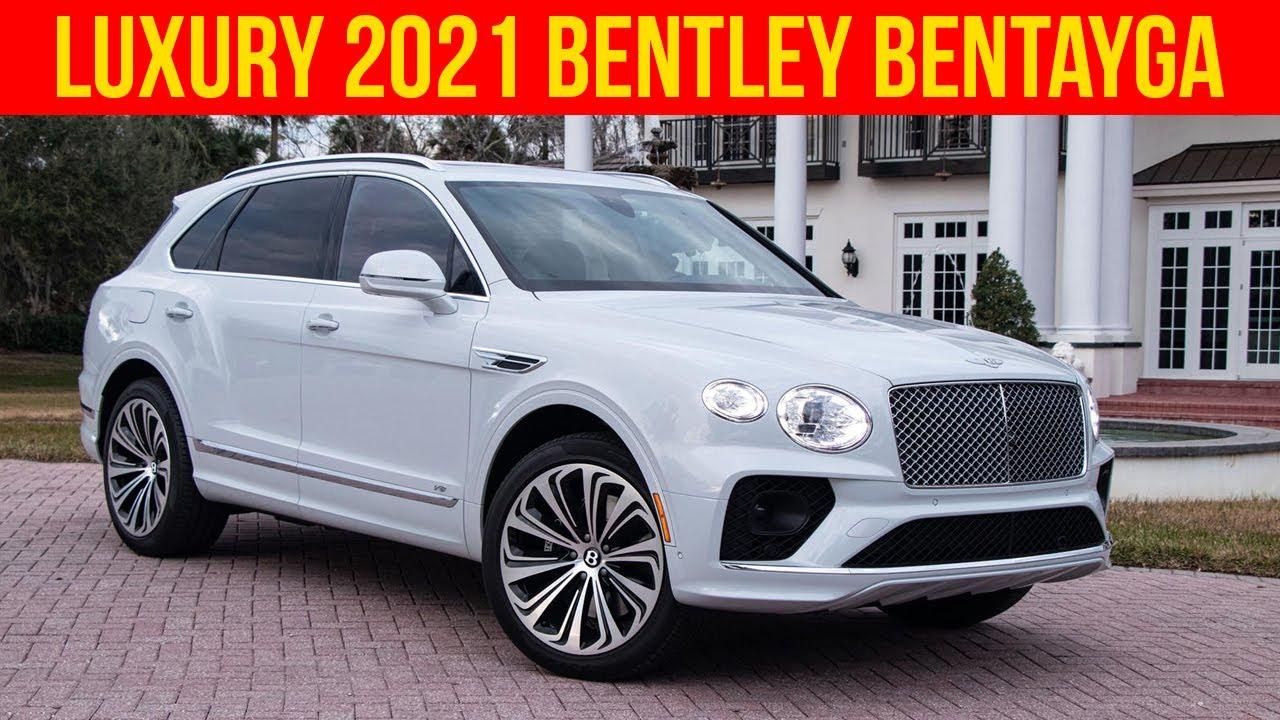 Download Luxury 2021 Bentley Bentayga    Gorgeous Luxury Bentley Bentayga Suv 2021    Luxury World