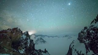Lyrid Meteor Shower Creates Dazzling Scenery in Sky of Northeast China