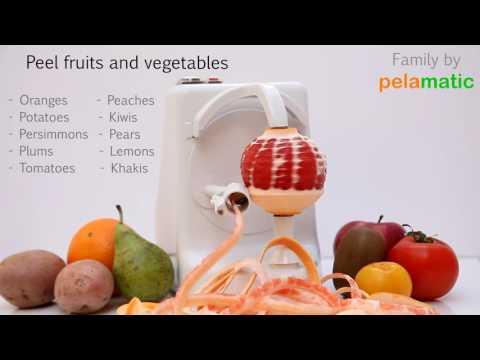 Peel Master | Mii FoodService | Singapore & Malaysia | Vitamix