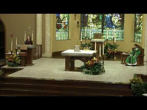 10-21-17 430pm Saturday Evening Mass