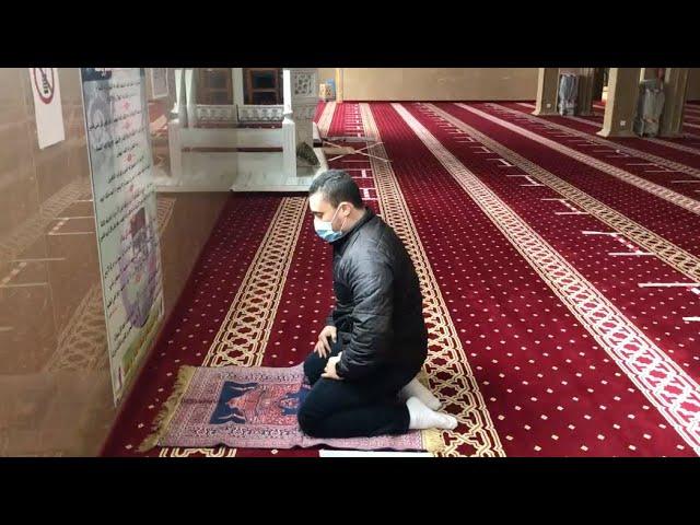 Réouverture de la mosquée as'salam - Prévention COVID-19