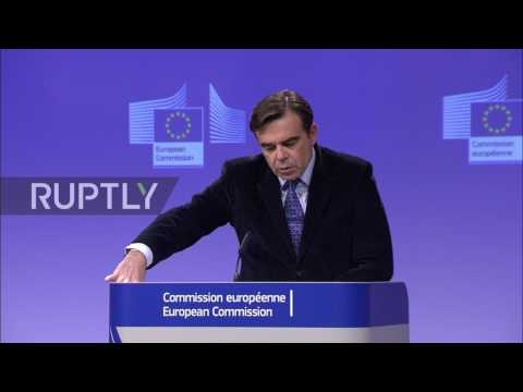 Belgium: Relations with US 'continue constructively' amid visa-travel vote - EU Commission
