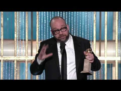 Golden Globes 2011 - Paul Giamatti Acceptance Speech