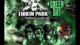 Linkin Park ft Greenday - Broken dreams Somewhere (Mashup) Remix