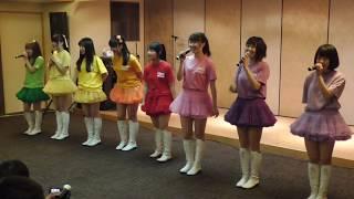20170528 ニコーリフレアイドルライブ 北海道ご当地アイドル フルーティー.