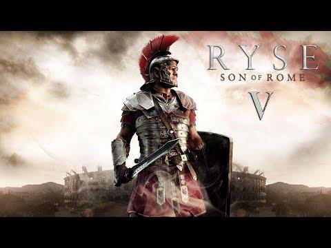 5. Ryse: Son of Rome   Vae Eboracum