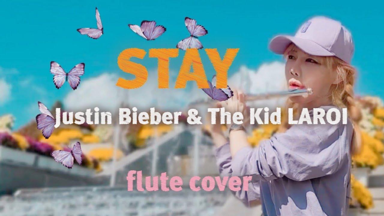 STAY Justin Bieber & The Kid LAROI 스테이 저스틴비버&더키드라로이 flute cover by tinamari 플룻커버 티나마리 #전북임실치즈테마파크