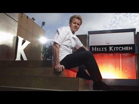 Hell 39 s kitchen us season 15 episode 1 18 chefs compete for Hell s kitchen season 15 episode 1