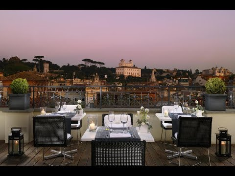 The First Luxury Art Hotel Roma, Rome, Italy