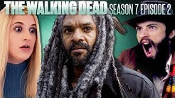 """Fans React To The Walking Dead Season 7 Episode 2: """"The Well"""""""