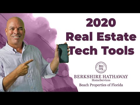 Real Estate Tech Tools for Realtors in 2020