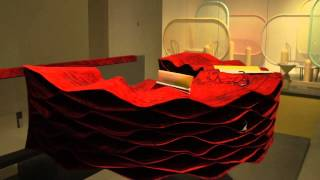 SHAPE YOUR LIFE! Alcantara - MAXXI project. Giulio Cappellini Thumbnail