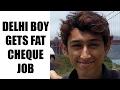 Uber offers Rs 1.25 cr job to Delhi boy | Oneindia News