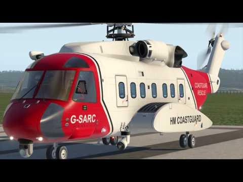 DMO Sikorsky S92 Update 1.4