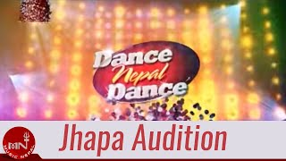 Dance Nepal Dance Audition Jhapa