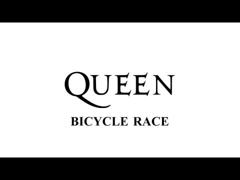 Queen - Bicycle race - Remastered [HD] - with lyrics