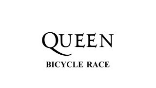 Cover images Queen - Bicycle race - Remastered [HD] - with lyrics