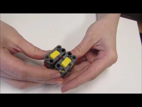 LEGO Fidget Cube and Spinner