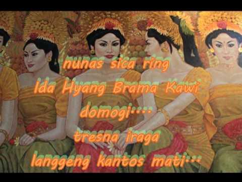 Lirik lagu Satya - Dek Ulik