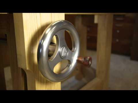 Benchcrafted Handwheels