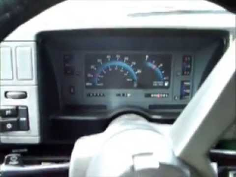 Replacing The Dash Lights In My 1993 Chevy S10 on