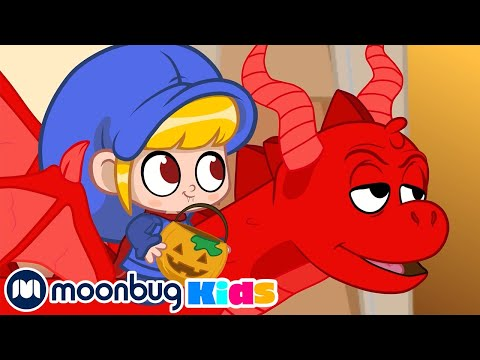 Monsters' Candy Game   Mila and Morphle   Cartoons for Kids   My Magic Pet Morphle