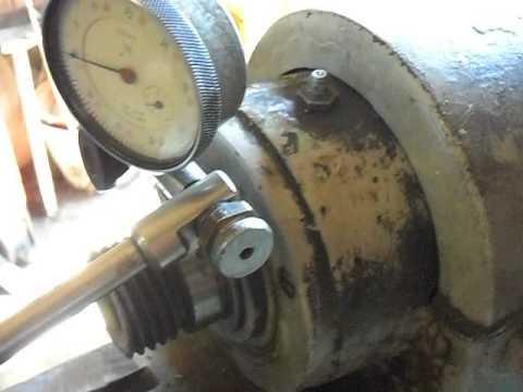 токарный станок ТВ-16 на ремонт от Подпищика (день 1-й)