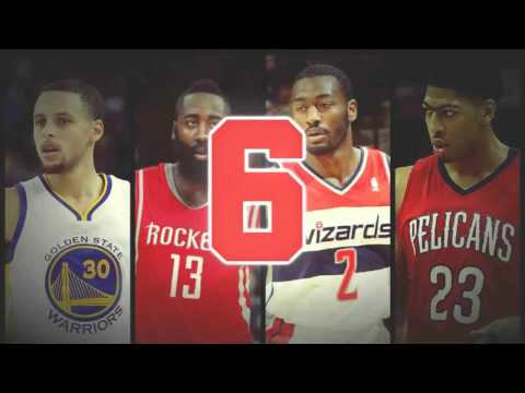 Top 10 Clutch Players in the NBA 2014   2015