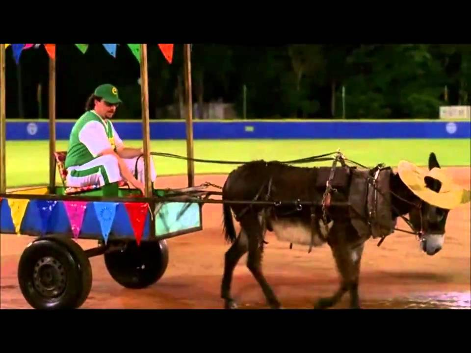 Eastbound And Down - Kenny Powers Donkey Entrance - Youtube-9800