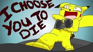 Repeat youtube video StarBomb Animated - I Choose You To Die